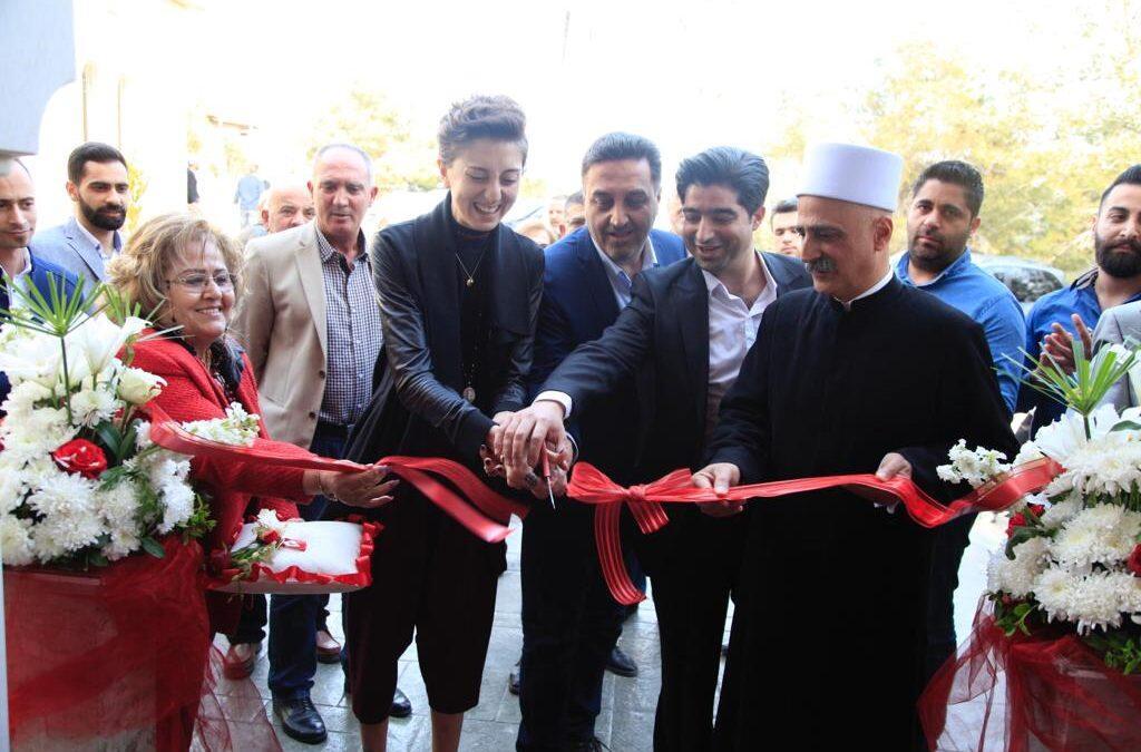 تيمور جنبلاط رعى احتفالا بيئيا في كفرحيم :مشروع الصرف الصحي سينطلق شهر تشرين المقبل لرفع الضرر الصحي في المنطقة