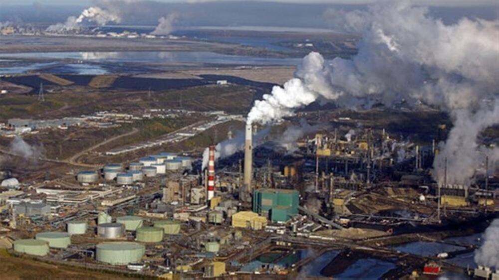 انبعاثات غازات الرمال النفطية في كندا أعلى من المصرح بها