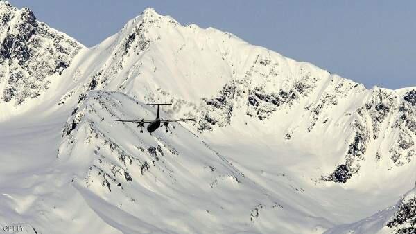 ذوبان جليد ألاسكا يكشف عن ما خبئ نصف قرن