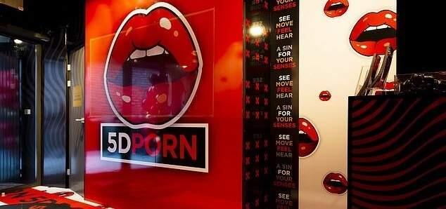 سينما لعرض الأفلام الإباحية في أمستردام