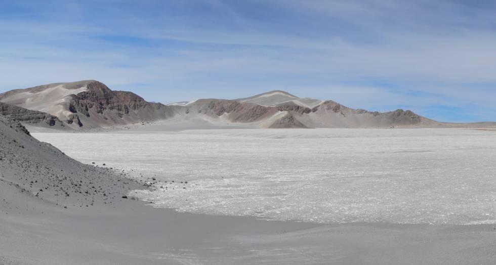 Descubierta en Argentina la mayor erupción volcánica de los últimos 5,000 años