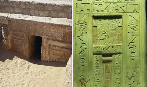 عالم يكشف سر الأبواب الوهمية بمقابر الفراعنة