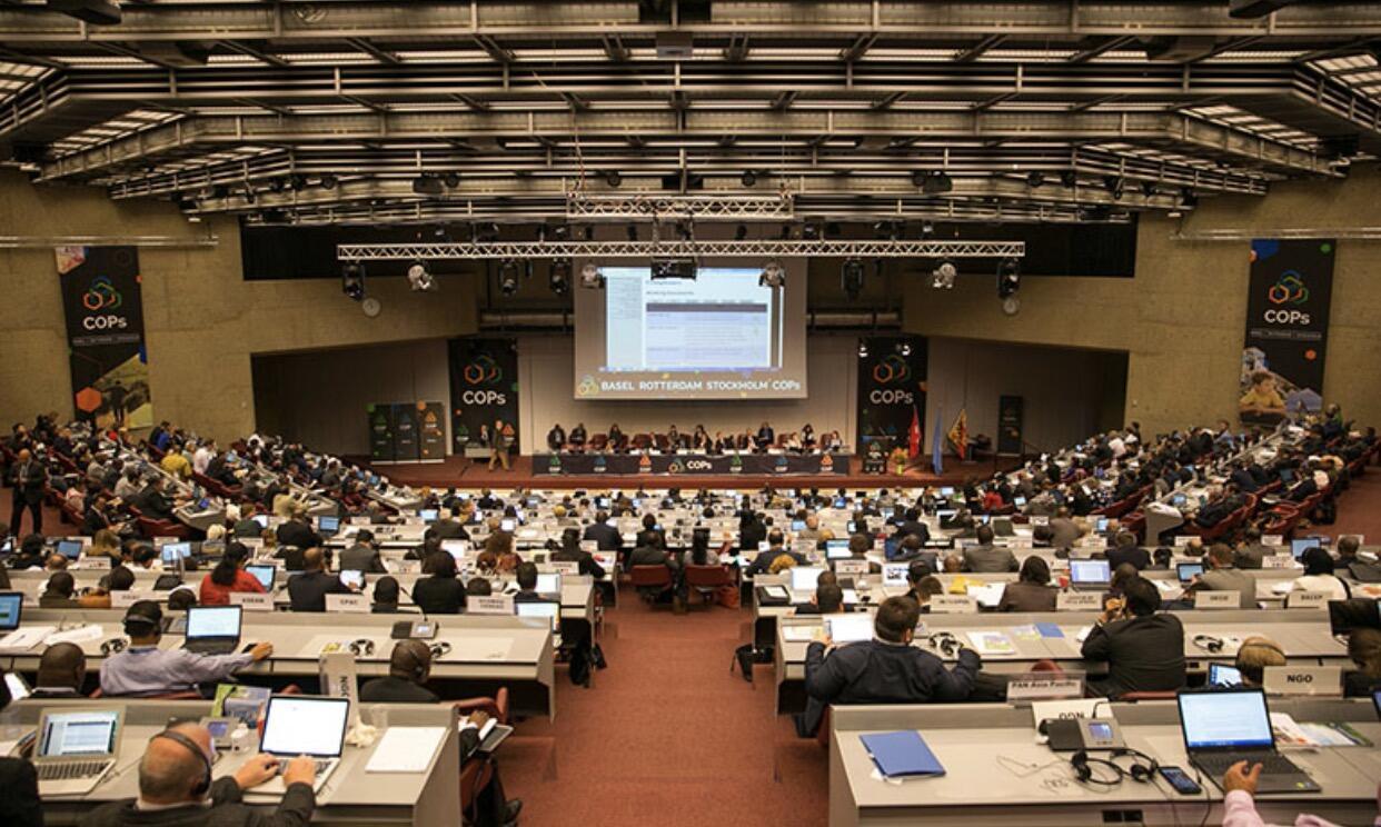 حصيلة مُرضِيَة لمؤتمرات الإتفاقيات الكيميائية الثلاثة