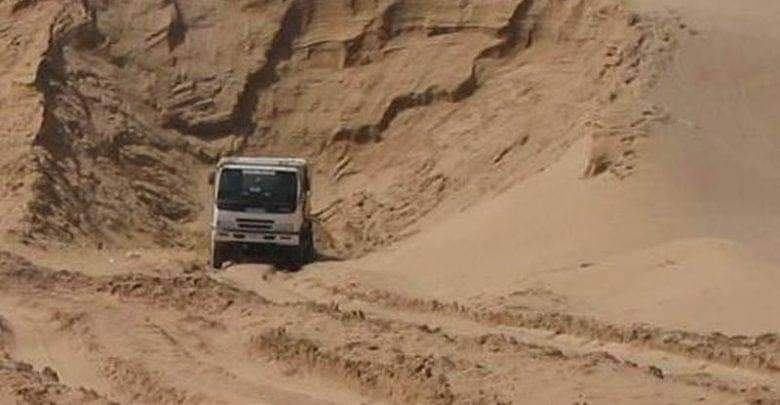 تقرير أممي يدق ناقوس الخطر بخصوص مافيا الرمال بالمغرب!
