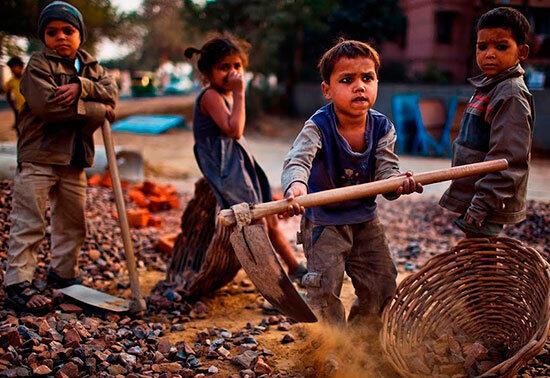 ¡NO al trabajo infantil – SÍ a una educación de calidad!
