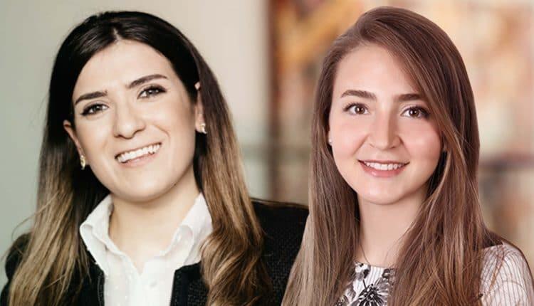 مهندستان سوريتان تفوزان بجائزتين لأكثر النساء إبداعاً في أوروبا