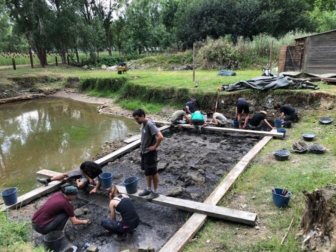 Se inicia una nueva campaña de excavaciones arqueológicas en el yacimiento neolítico de la Draga