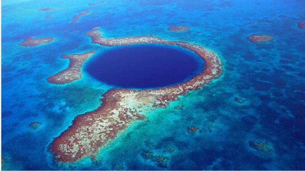 """""""منطقة ميتة"""" في خليج المكسيك"""