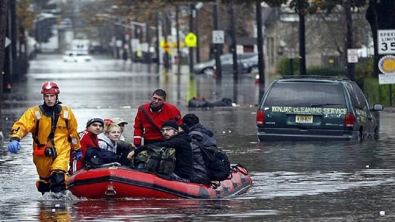 30 مدينة أميركية معرضة لخطر الغرق