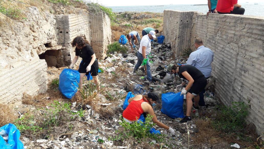 جمعية كشاف البيئة نوهت بنتائج الحملة الوطنية لتنظيف الشاطىء