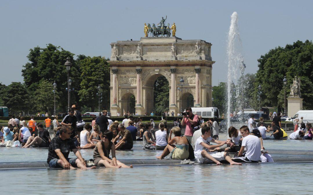 Por primera vez en la historia … ¡La temperatura supera los 45 en Francia!