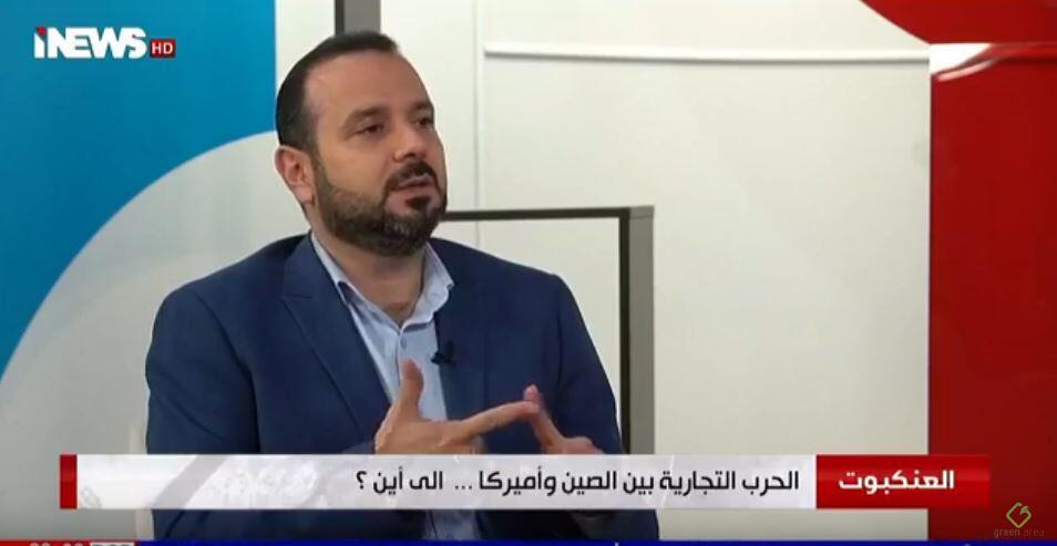 العنكبوت مع د. محمد شمص