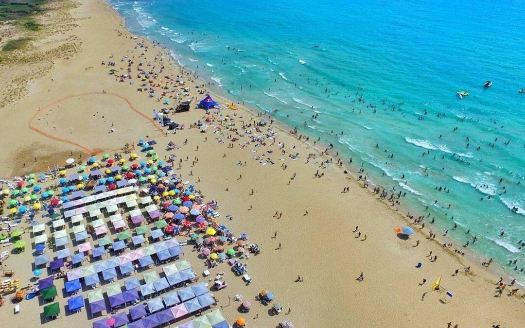شاطئ صور ضمن أجمل 5 شواطئ في الشرق الأوسط!