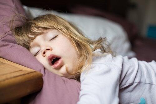 Trastornos del sueño infantil