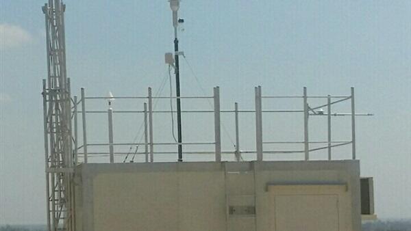 وزارة البيئة: توقف محطات رصد نوعية الهواء سببه توقف الاعتمادات للصيانة