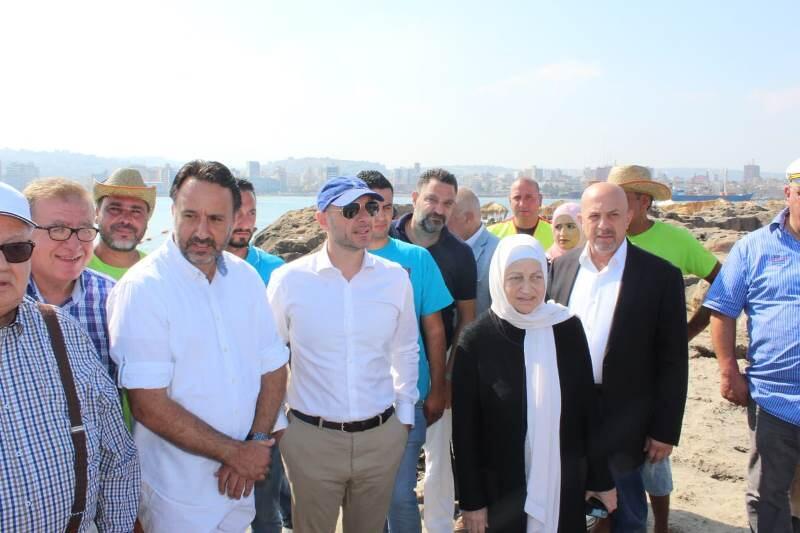 بهية الحريري: أقترح على وزير البيئة طرح جوائز للمدن والبلدات المتميزة في عملية السلامة البيئية