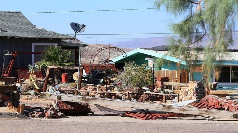 عالم زلازل يتوقع هزات مدمرة في كاليفورنيا