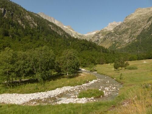 Un estudio alerta sobre la necesidad de ampliar la red de reservas naturales fluviales para proteger la biodiversidad en los ríos