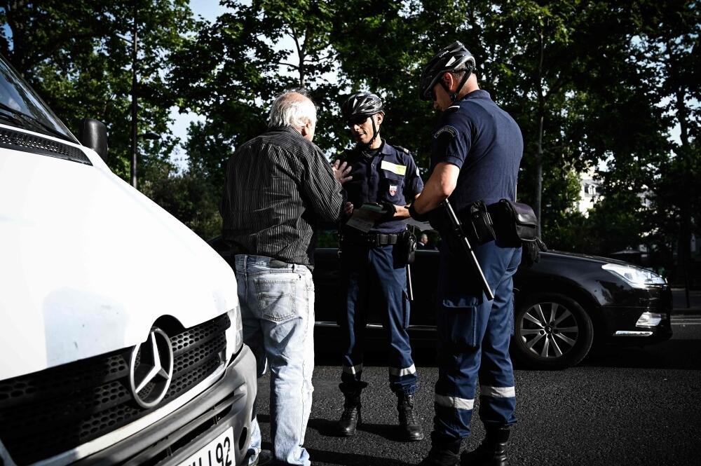 قانون منع سير المركبات الأكثر تلويثًا في باريس يدخل حيز التنفيذ