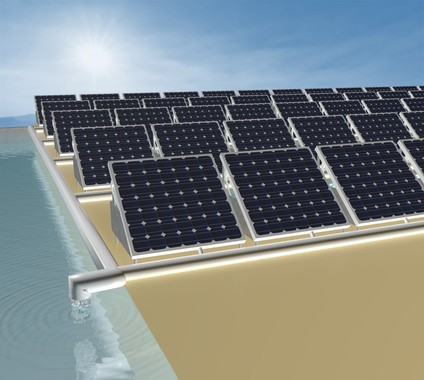 Un nuevo dispositivo produce energía y agua limpia a la vez
