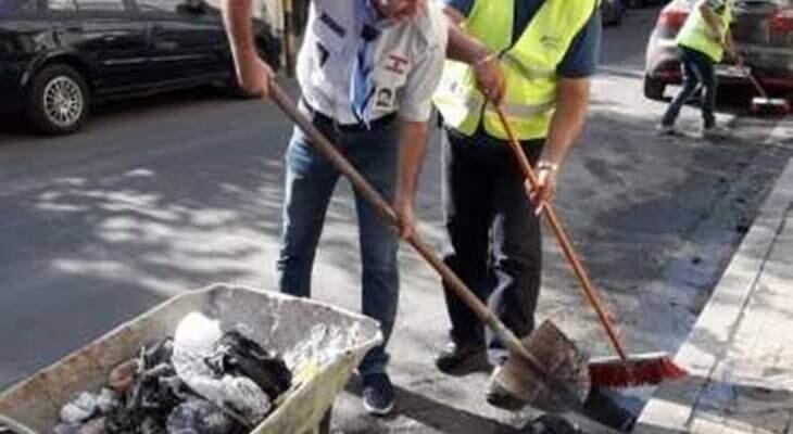 اتحاد بلديات الضاحية الجنوبية: اذا لم يتم حل ازمة الكوستابرافا خلال 10 ايام سيتم ايقاف الكميات الاضافية من النفايات