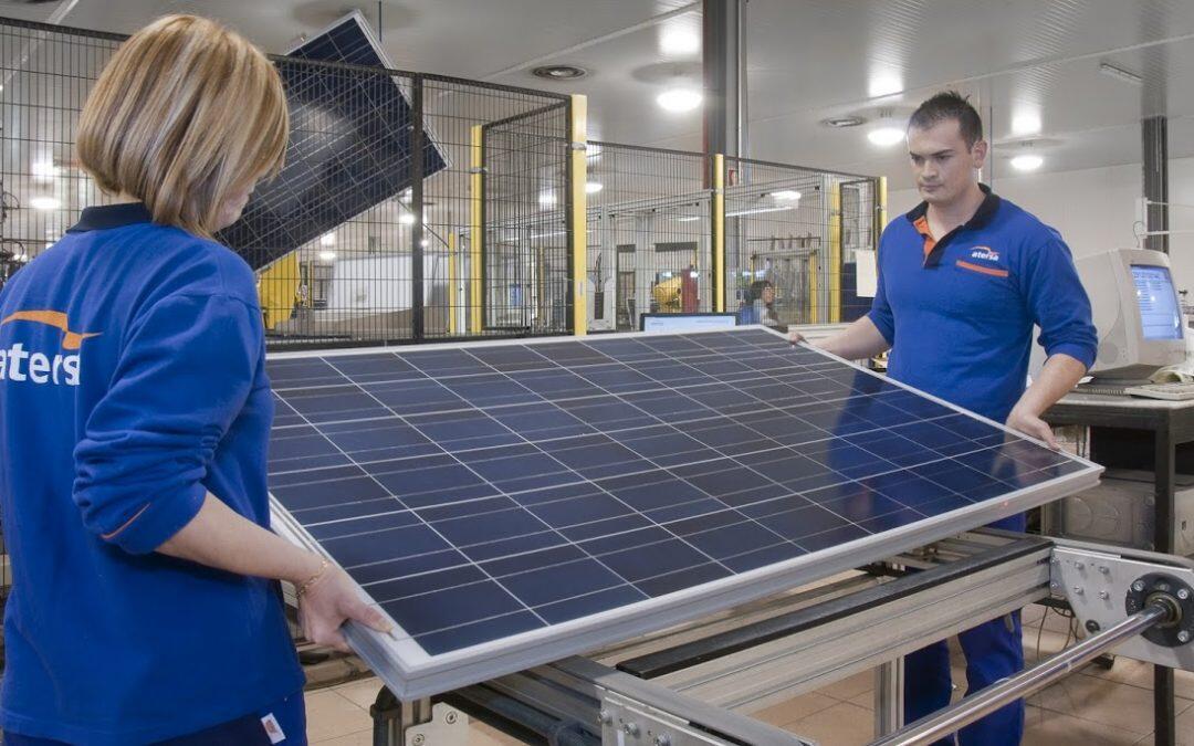 """Fabricación de células solares, con las """"tecnologías verdes""""!!"""