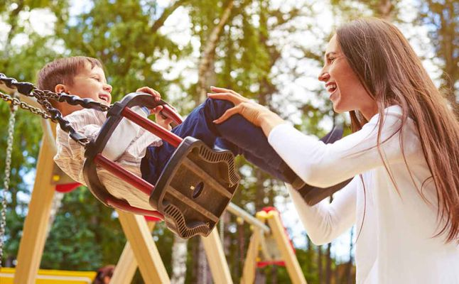 6 علامات تدل على أنك من الأهل الناجحين في التربية!