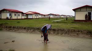 الفيضانات تشرد 18 ألف شخص في ميانمار
