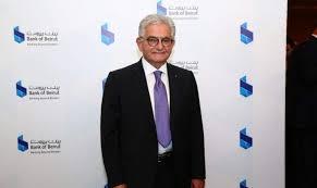 سليم صفير يستقبل المهنّئين بانتخابه رئيساً لجمعية المصارف