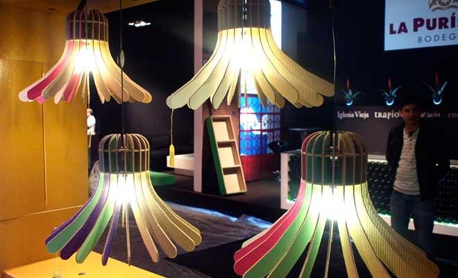 Prototipo de lámpara de cátodo luminiscente para iluminación general