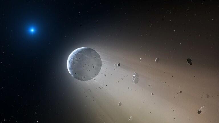 """مستقبل الأرض.. كواكب ميتة ترسل إشارات """"زومبي"""" غريبة"""