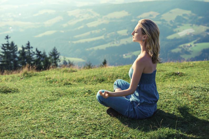 En el Día Mundial de la Relajación, Relajate Más … para vivir más