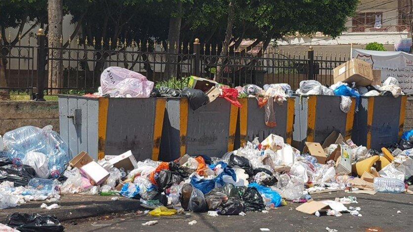 مصلحة الأبحاث تحذر: النفايات تحت الشمس مع حرارة مرتفعة تصبح مصدر تلوث جرثومي خطير جدا