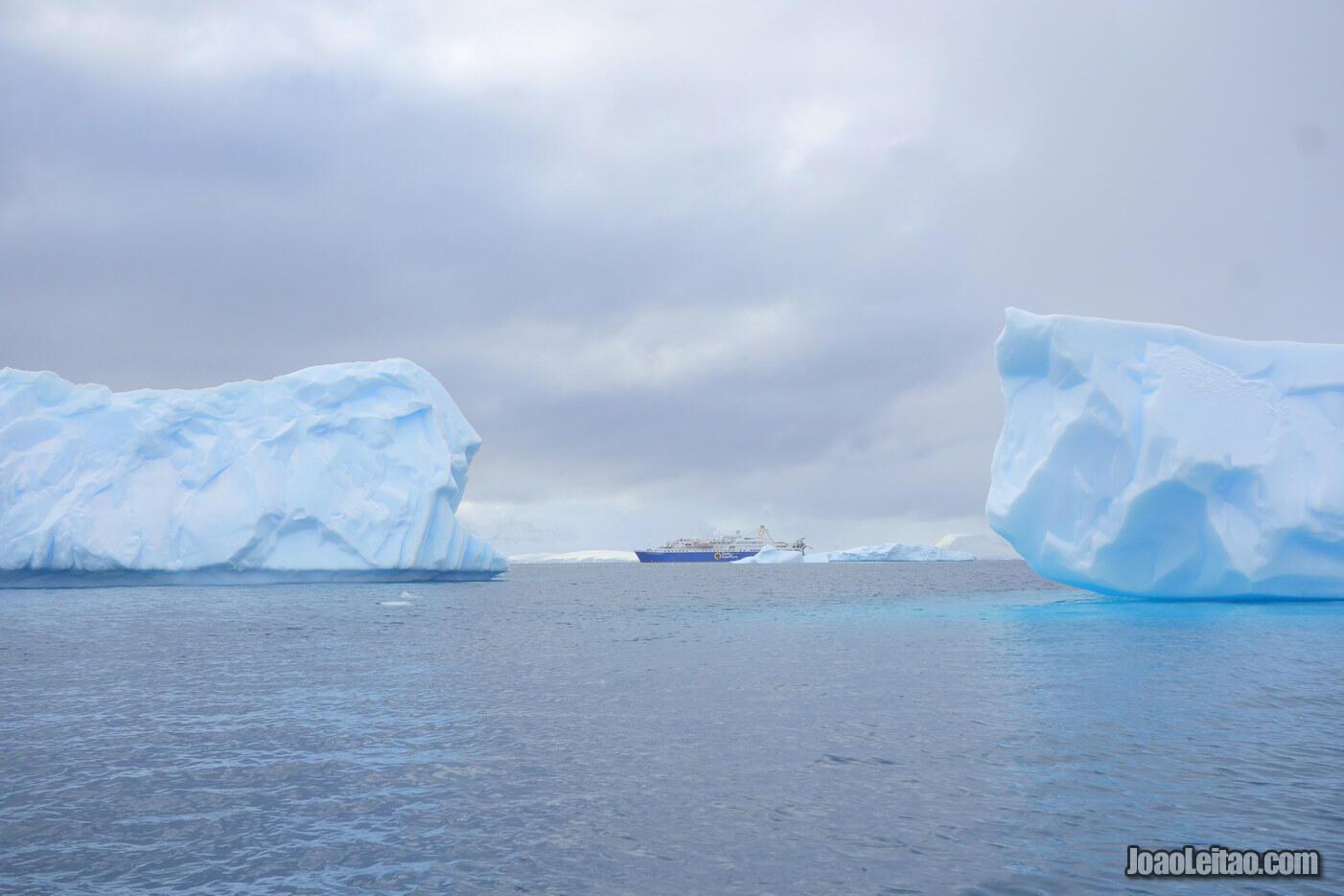 الأيام الدافئة في القطب الجنوبي تتضاعف