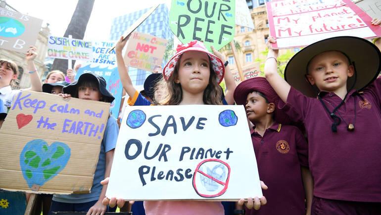 إضرابات جديدة من أجل المناخ