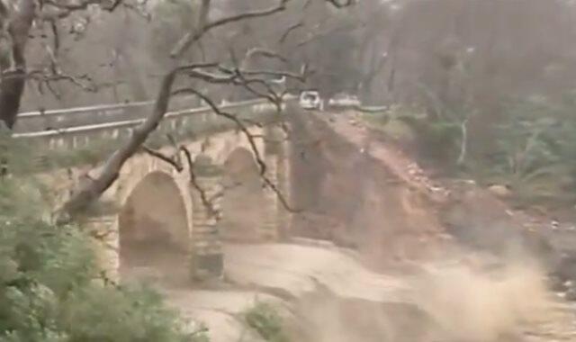 فيديو.. الفيضانات تجتاح مدن أسبانيا والحكومة تحذر مواطنيها