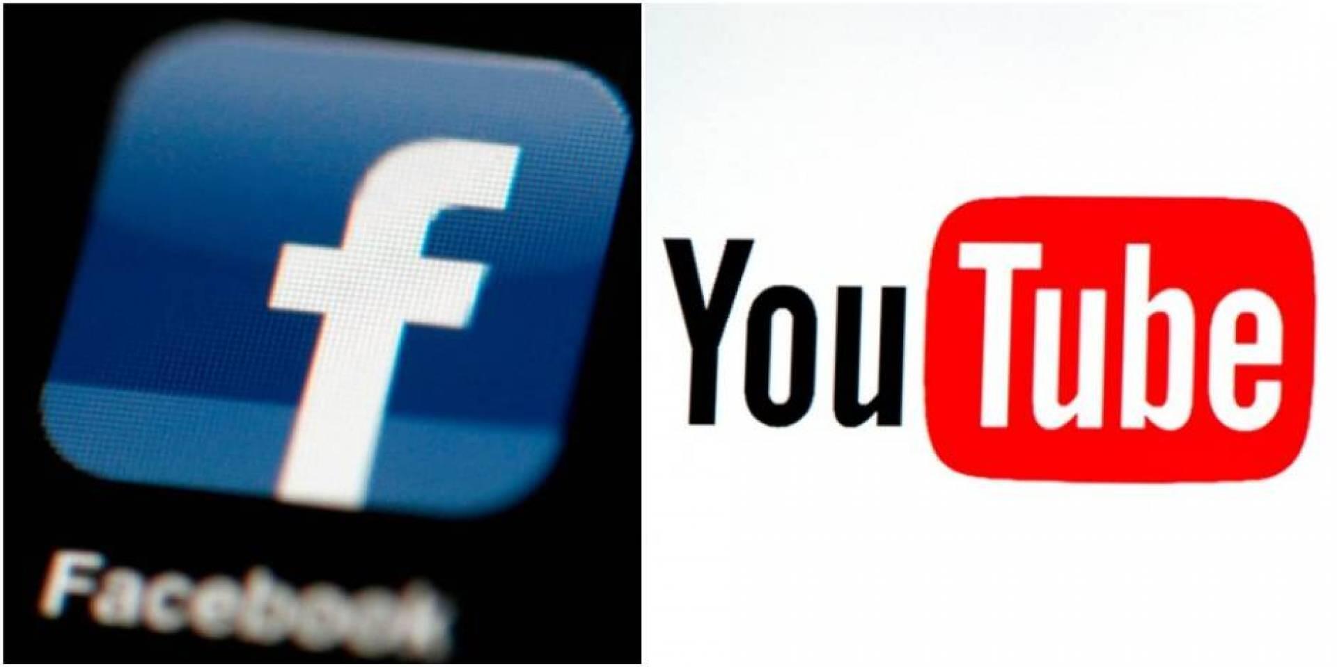 مشكلة جديدة تطال يوتيوب وفايسبوك
