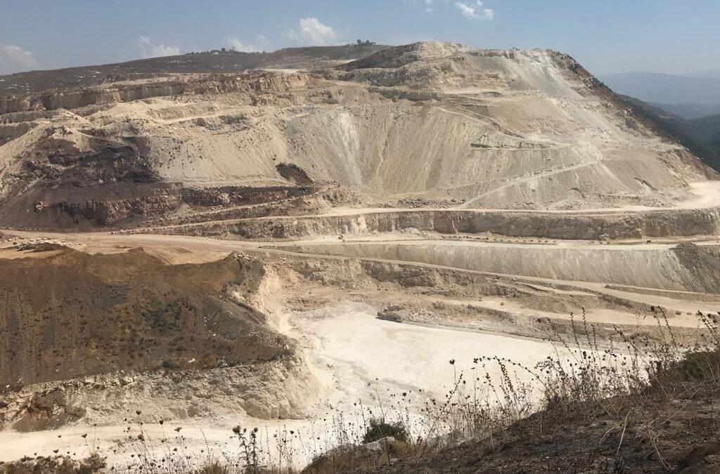 لجنة كفرحزير البيئية: لرفض البنود المتعلقة بمصانع الترابة لانها مكتوبة باقلام الفساد والدمار البيئي