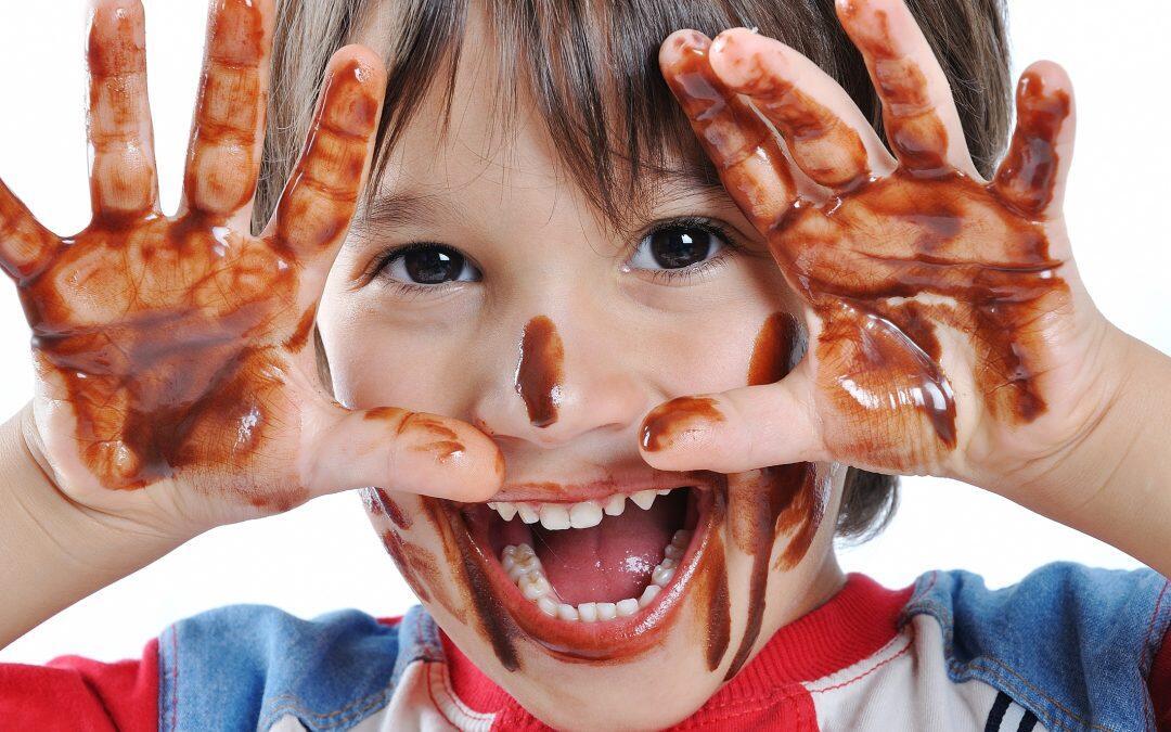 ¿En su dia, por que el chocolate está en peligro de extinción?