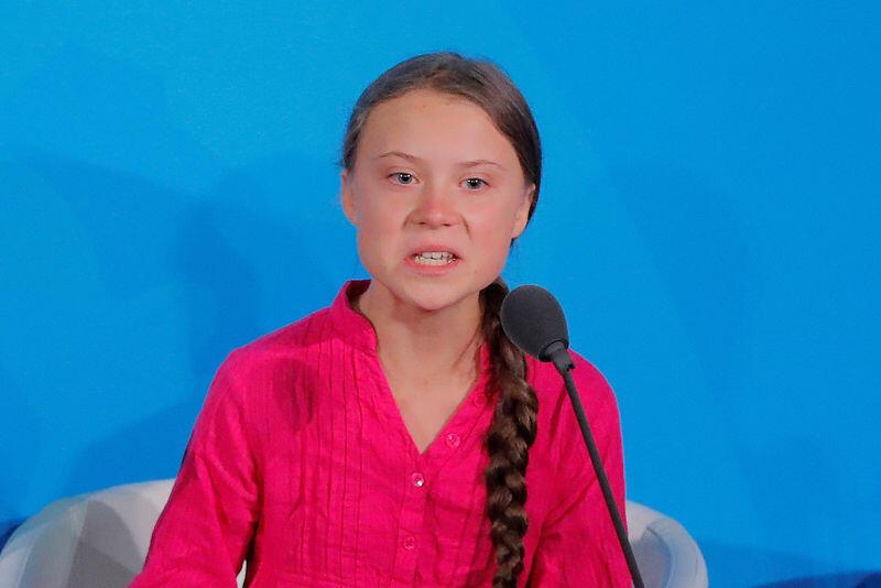El duro discurso de Greta Thunberg en la Asamblea de la ONU