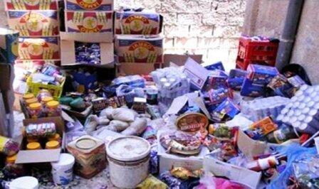 خطير.. مواد غذائية فاسدة في المغرب !