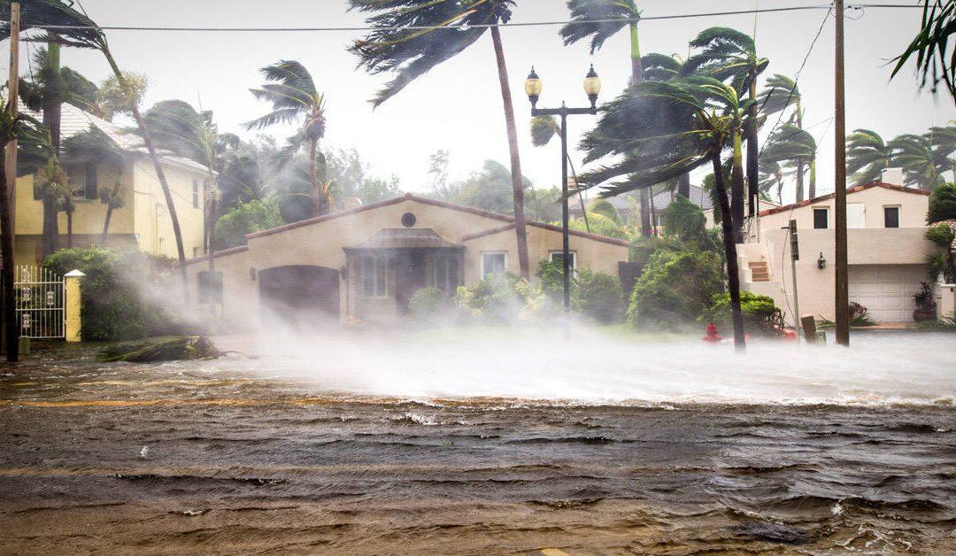 Un nuevo informe de la ONU alerta sobre inundaciones catastróficas !!!!