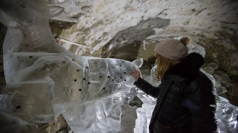 ألجليد الأزلي الروسي في خطر!