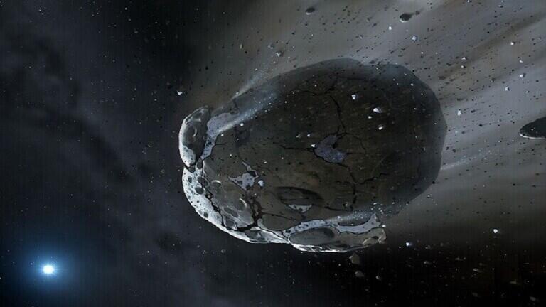 تدمير الكويكبات بقنابل نووية ليس خطرا