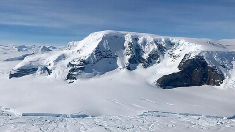 تسرب إشعاعي في القطب الجنوبي