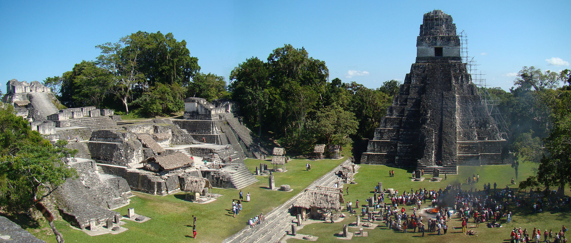 El gran impacto de los antiguos mayas, en el medio ambiente
