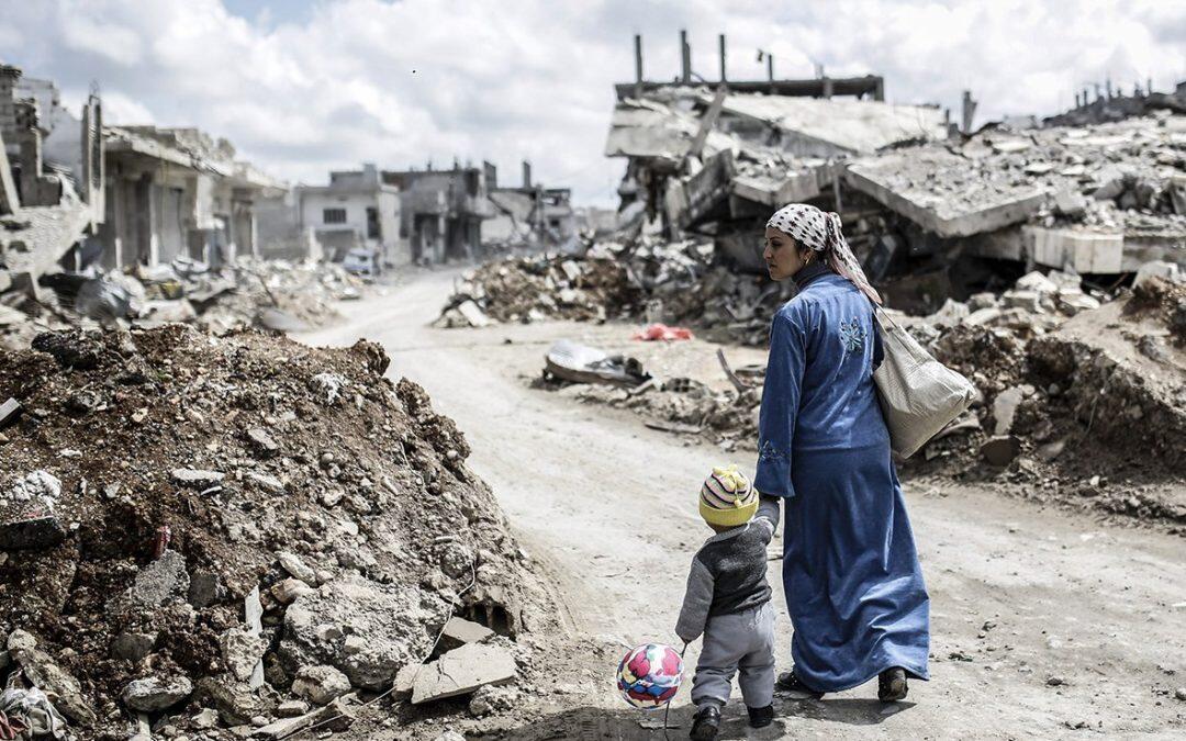 إعادة إعمار سوريا ..خطوة إلى الأمام وخطوتان إلى الوراء