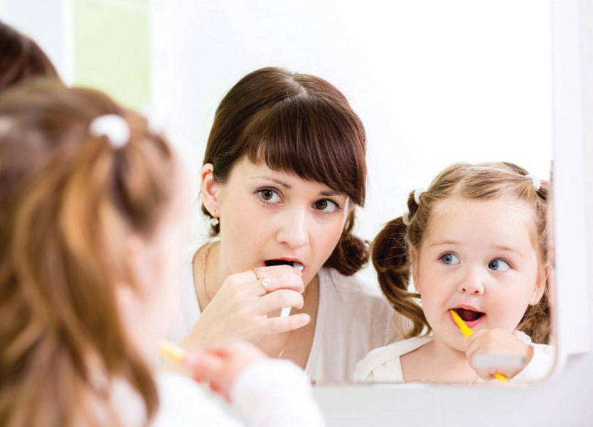 كيف تكون أسنان طفلك سليمة؟