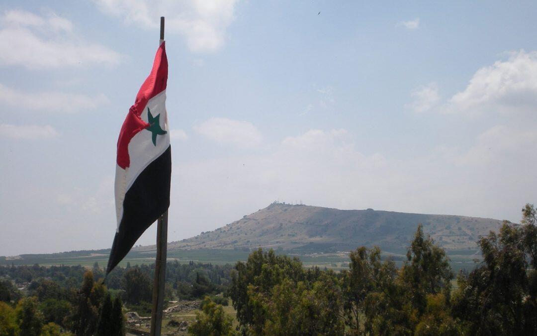 القيامة السورية  على أبواب 2020