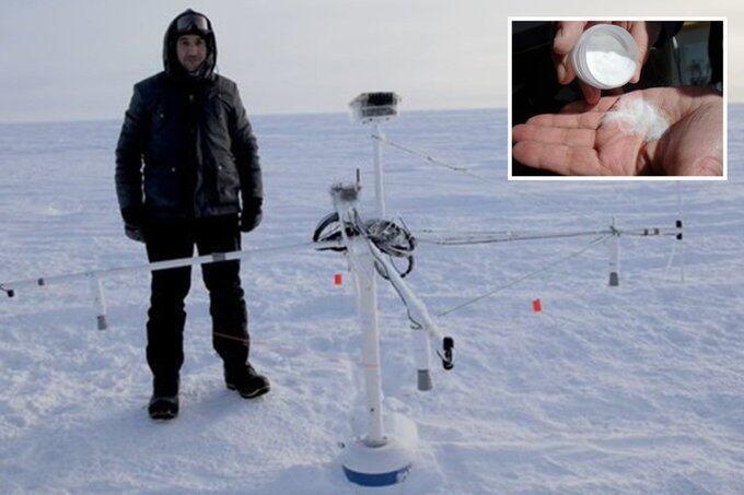 فكرة غريبة ومكلفة لإنقاذ القطب الشمالي!